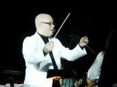 Daniel Hurtado se mostró emocionado por realizar una presentación en tierras merideñas, una nueva región que recibe el talento musical que cada día nace en los espacios del Conservatorio Simón Bolívar