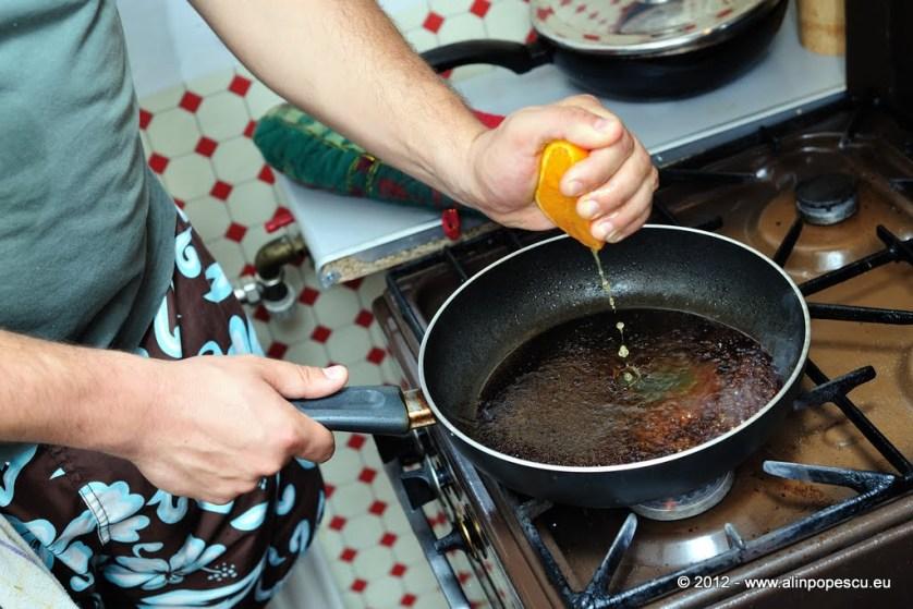 Sucul de portocale este ingredientul secret