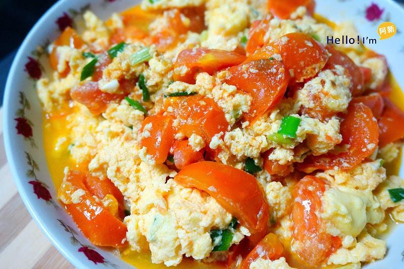 番茄炒蛋-10