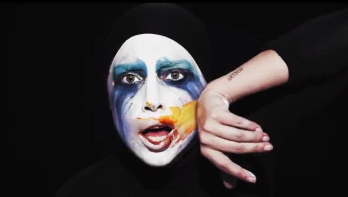 *猶如「維納斯的誕生」:Lady Gaga 即將重生於掌聲之中! 7