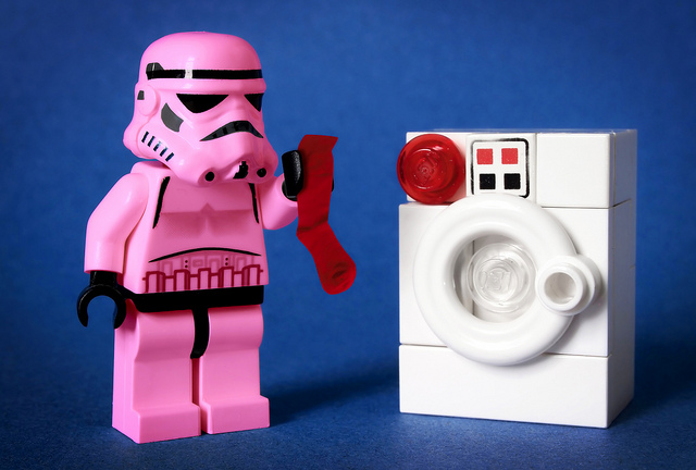 No Friends Of Mine Lego Goes Pink Little Pink Blog