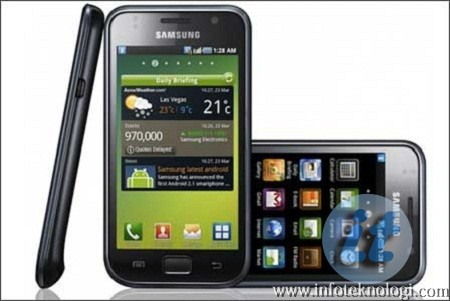 HP Android Samsung Galaxy S 4G