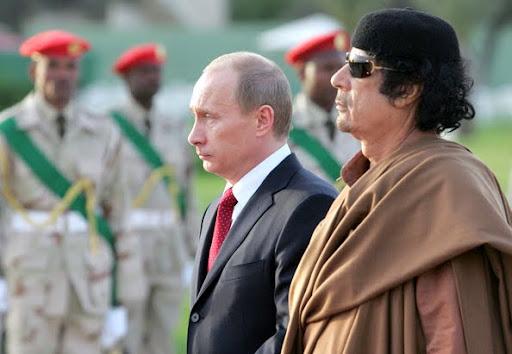 Italien avhopp kan falla khaddafi