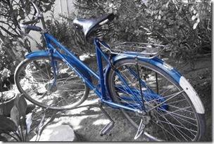 Bentuk Sepeda yang Pernah Saya Gunakan