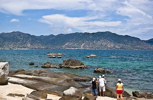 Cà Ná luôn là điểm lựa chọn hàng đầu các tour du lịch về biển