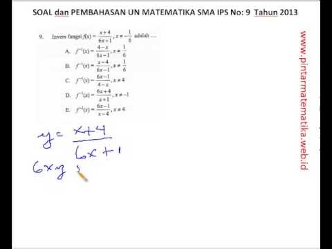 Matematika sma kelas x selamat belajar persamaan kuadrat. Matematika Dasar Dan Ips Terpadu