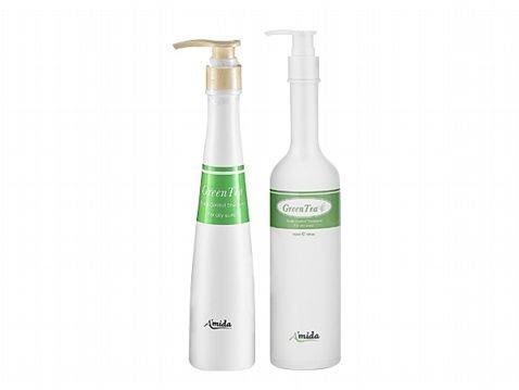 【哪裡便宜】Amida~綠茶控油洗髮精400ml + 綠茶抗氧護髮素400ml (洗護組合) - f57276915-怎麼買?