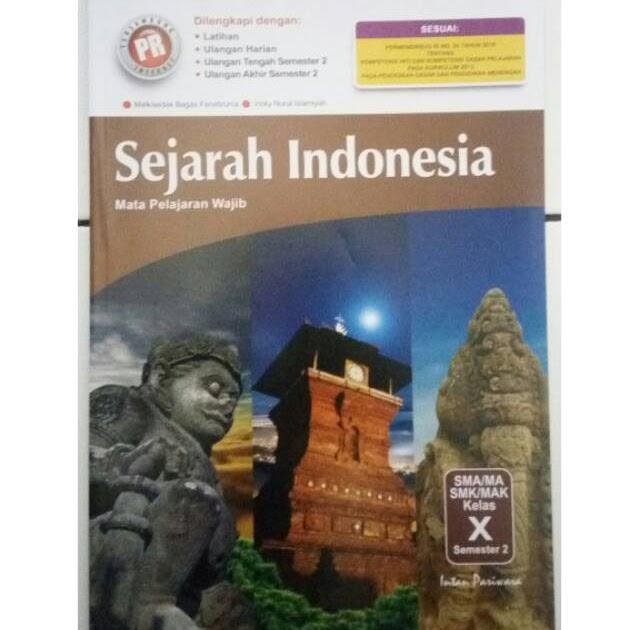 Kunci buku pr intan pariwara kelas x semester 1. Buku Lks Sejarah Indonesia Kelas 10 Semester 2 - Guru Paud