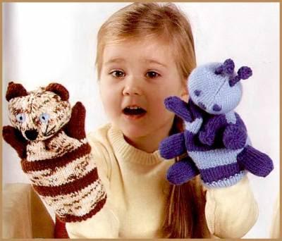 Научиться рукоделию: Кройка и шитье. Вязаные игрушки спицами