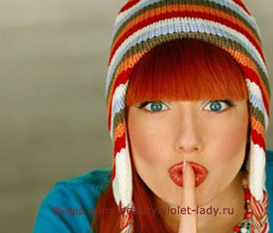 передаточные глаза: макияж для рыжих с голубыми глазами