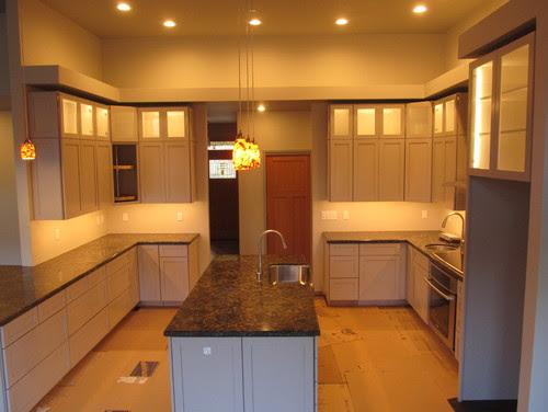 soffit in kitchen kitchen