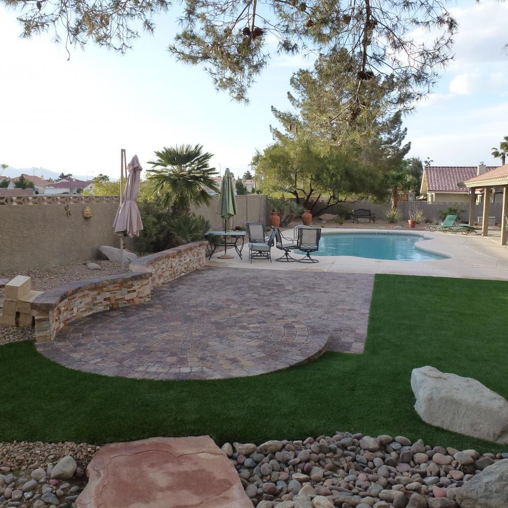 16+ Astonishing Desert Landscaping Las Vegas Images ... on Desert Landscape Ideas For Backyards id=14890