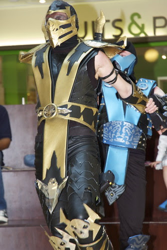 Kombat Vs Scorpion 9 Mortal Zero Sub