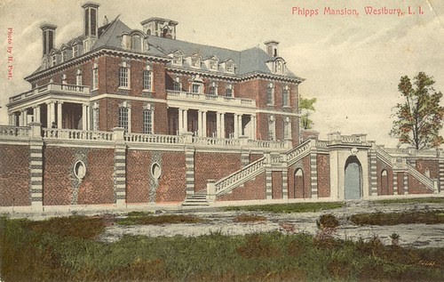 The Gilded Age Era Phipps Mansion Westbury LI