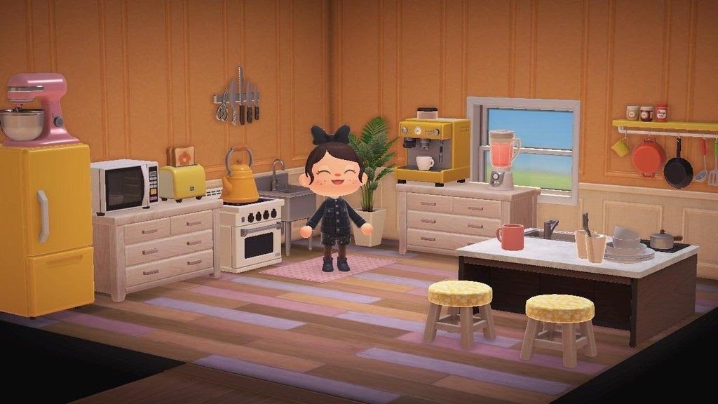 Kitchen Island Furniture Animal Crossing New Horizons ... on Animal Crossing Kitchen Island  id=70021