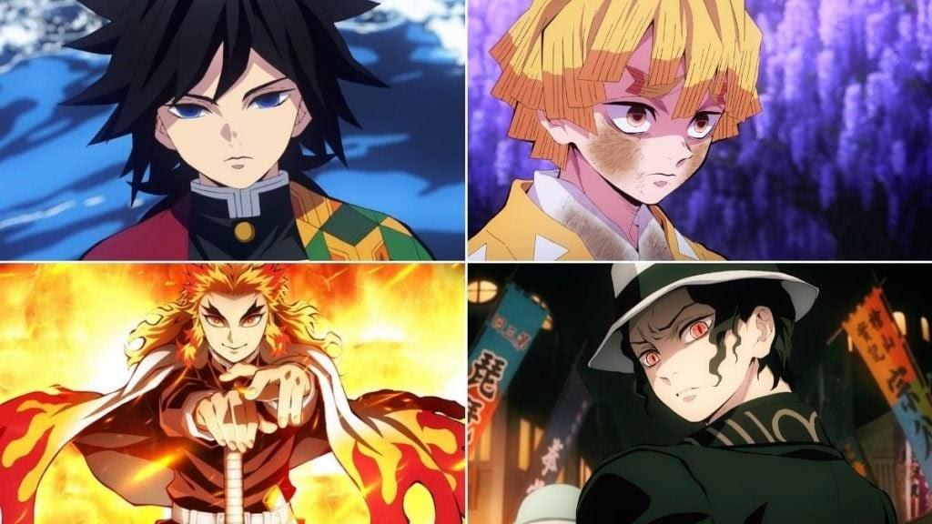Penggermar berat anime demon slayer kimetsu no yaiba season 2 ptidak akan lupa dengan hashira, berikut yang terkuat dari korp pembasmi. demonslayer3sistersgo10: Demon Slayer 9 Hashira Names ...