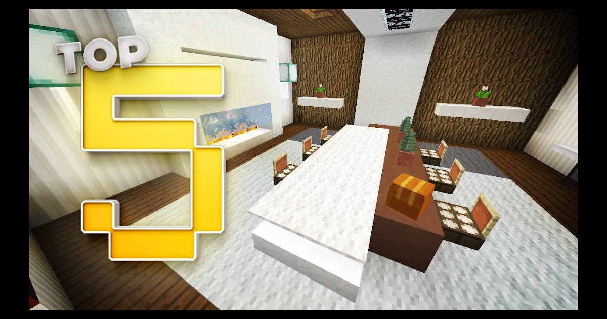Home house & components rooms living room maximize your space and master your aesthetic with our living room designs, furniture and accessories. Living Room Minecraft Furniture No Mods - FurnituresWeb