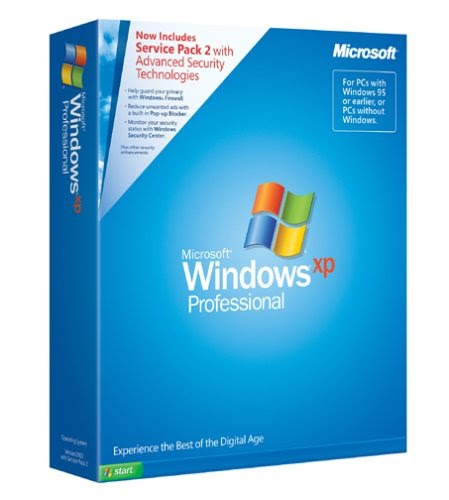 Download Windows XP Professional SP3 ISO Free