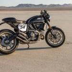 Cafe Racer Motorcycle Wallpaper 4k