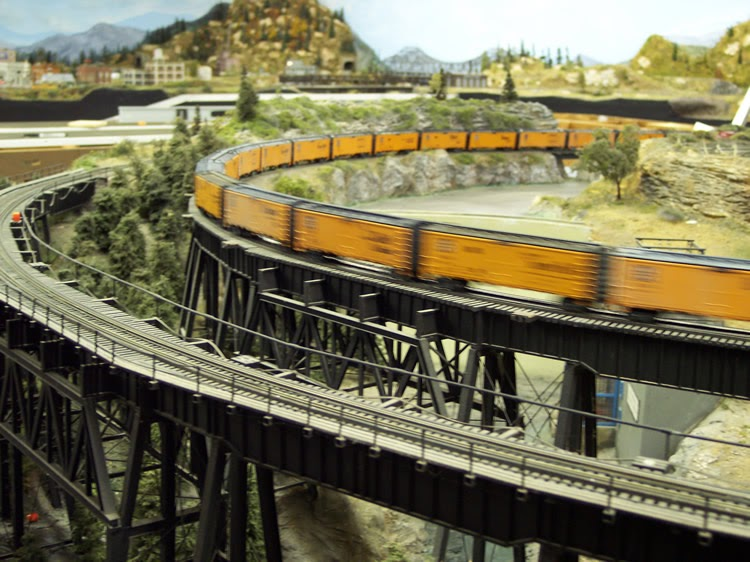 Complete N Scale Kato Layouts