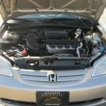 Honda Civic 2001 Honda Civic Ex Sedan Specs