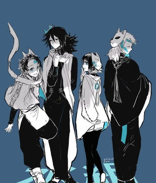 Each hashira has their own fighting style that aids them in the battle against demons and slaying demons is really hard work not just for any demon slayer but even the hashira themselves. demonslayer3sistersgo6: Demon Slayer Water Breathing ...