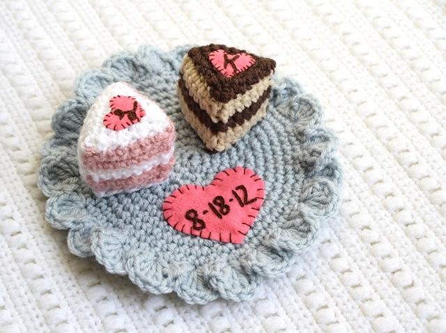One Sheepish Girl: A Crochet Wedding Gift