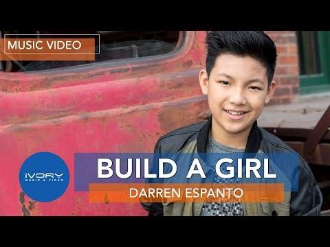 Build A Girl - Darren Espanto (Official Music Video) - OPM ...
