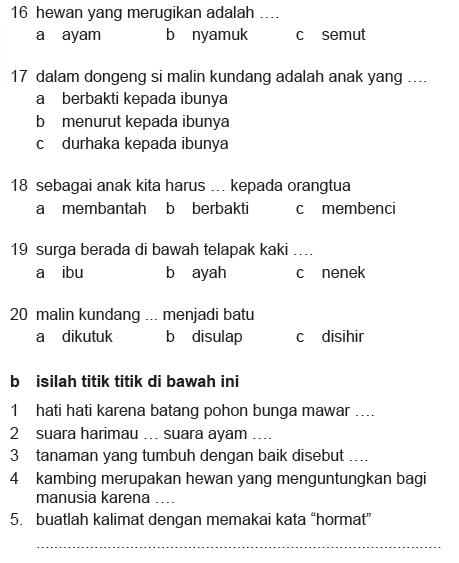 Sejarah indonesia merupakan mata pelajaran wajib yang harus ditempuh oleh semua peserta didik jenjang sma/smk. Soal Bahasa Indonesia Kelas 11 Semester 2 Dan Kunci