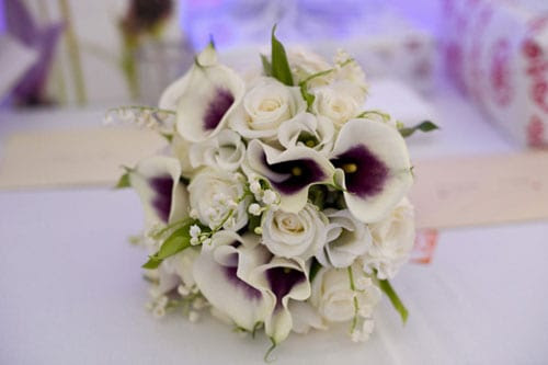 Wedding Flowers: May Wedding Flowers