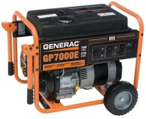 Battery Charger: Battery Charger Battery Charger:Generac 5626 GP7000E 8750Watt 410cc OHV