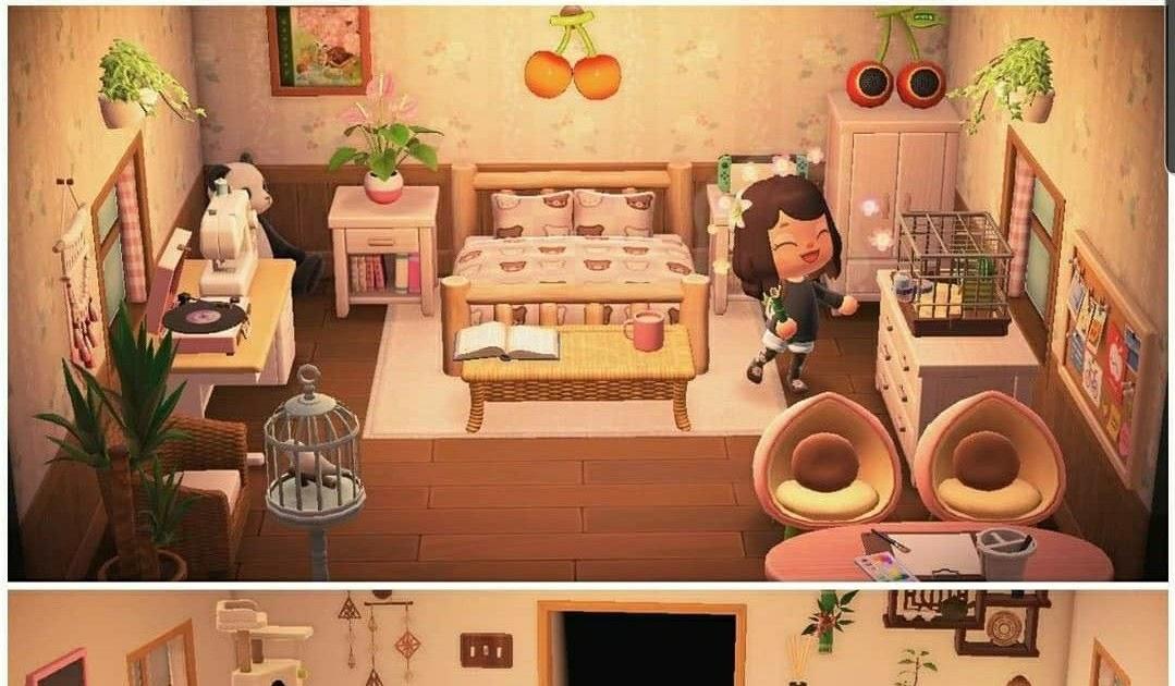 House Decorating Ideas Animal Crossing New Horizons - Home ... on Animal Crossing New Horizons Bedroom Ideas  id=65244