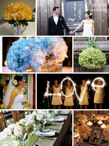 Nannettes Blog Pink And Orange Wedding Ceremony Arch