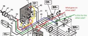 Please help me! 87 Marathon F&R wiring issue