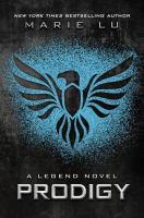 Prodigy : a Legend novel