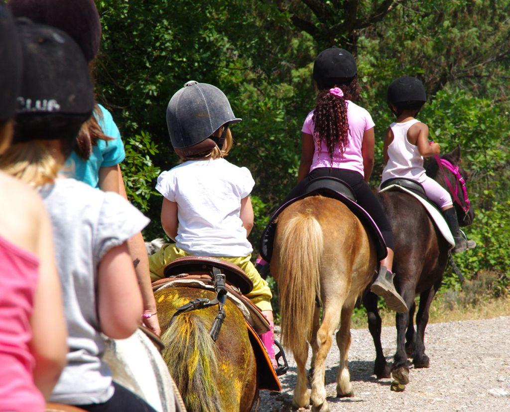 17 h Activitats infantils i passejada amb poni Preu- Gratuït