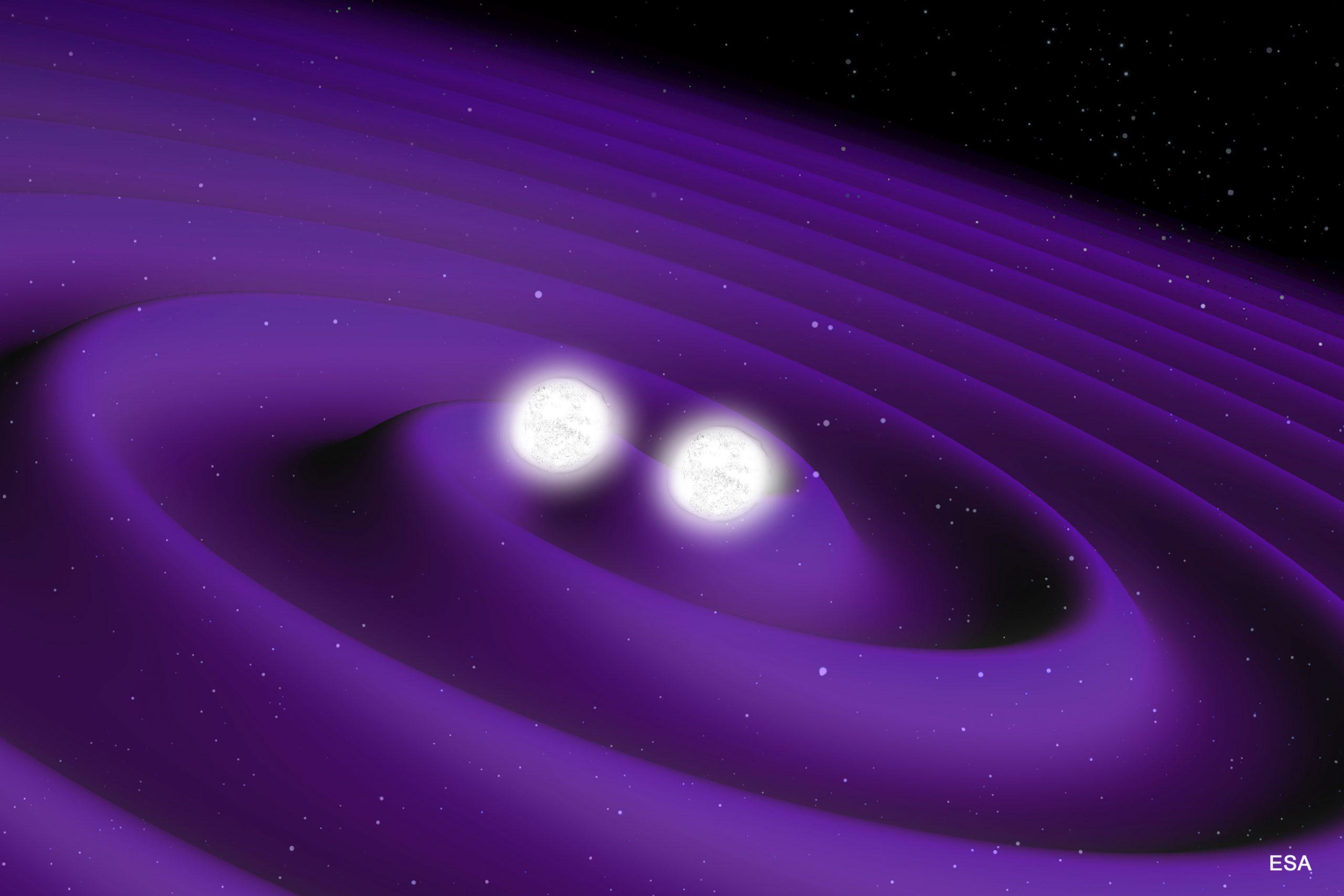 Ones gravitacionals: les noves missatgeres de l'Univers