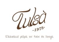 Tulsa elaboración en Forn de llenya