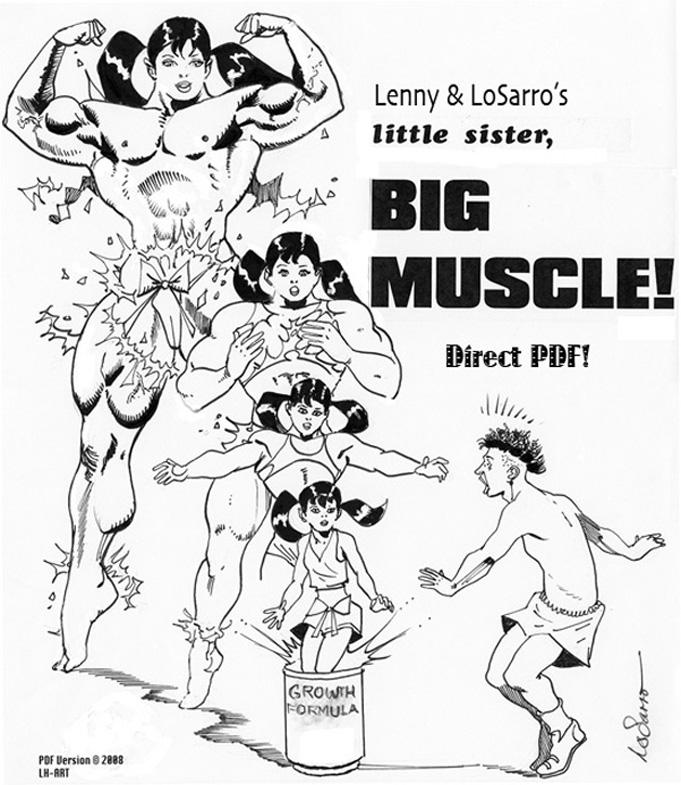 Female bodybuilding pof The Ms.