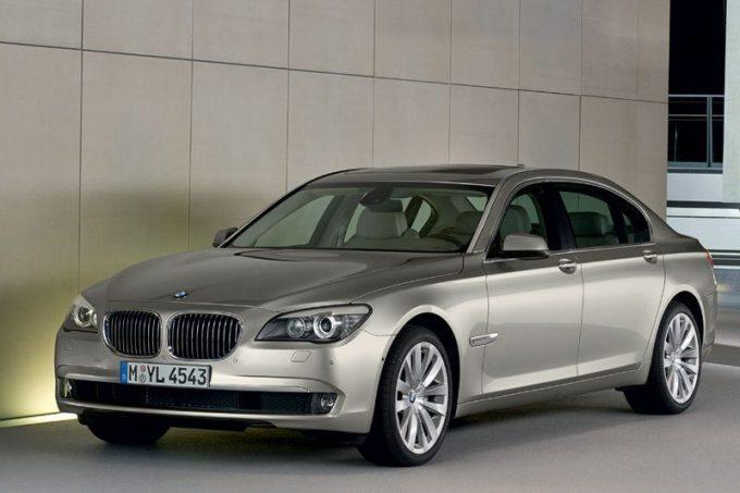 BMW серия 7 (F01) miracar.bg