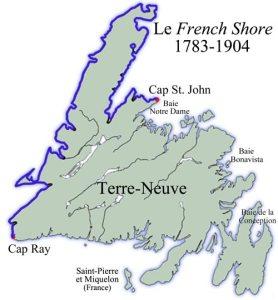 Tapisserie du French Shore