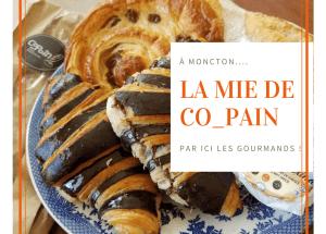 boulangerie à Moncton