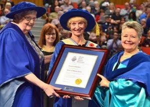 MSVU Doctorat honorifique