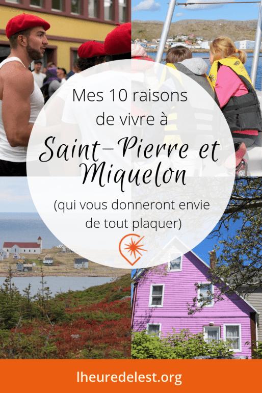 Pourquoi Vivre à Saint-Pierre et Miquelon ?