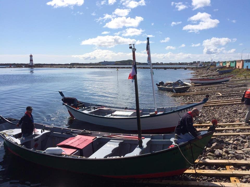 sortie en doris les zigotos quoi faire à Saint-PIerre et Miquelon vacances