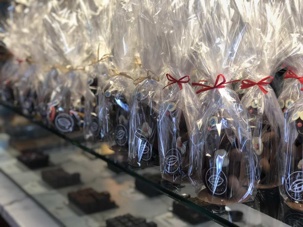 Lapins de Pâques - Adorable Chocolat Shédiac