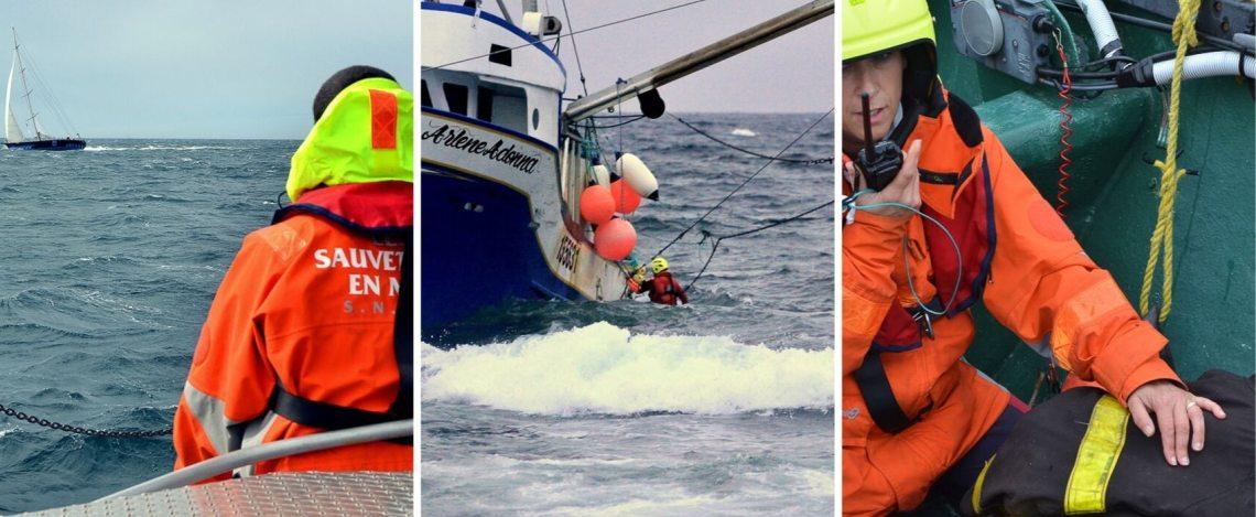SNSM Saint-Pierre et Miquelon en action