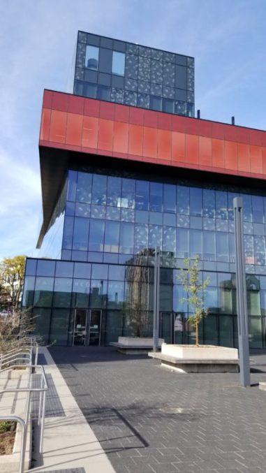 Balade à Halifax Balade à Halifax centre ville d'Halifax, Nouvelle Ecosse la bibliothèque municipale