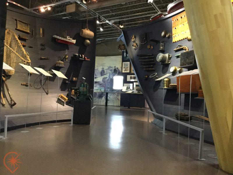 Îles de la Madeleine musée