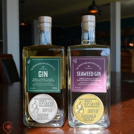 gins de Terre-Neuve
